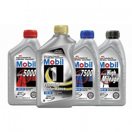 Mobil Aceite